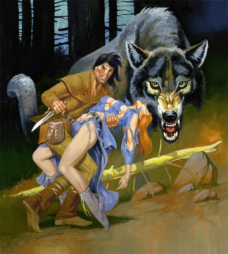wolf_by_rafaelgallur-d5elxe0