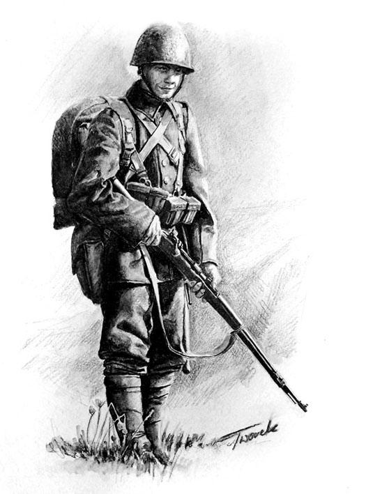 kaniowski_rifleman_by_perun_tworek-d4py44n