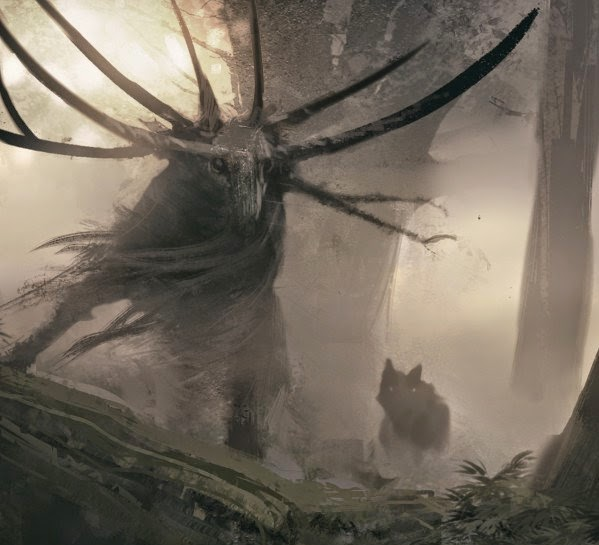 Symbaroum Core Rulebook wolf lord